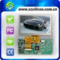 Quality Car Monitor Control Board with Monitor Display wholesale