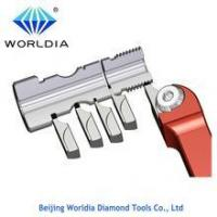 Quality Diamond Cutting Tool PCD Grooving Insert wholesale
