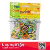 Quality Five color mixed loom rubber bands wholesale