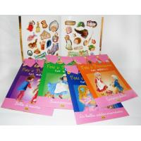 Best Softcover Books JYZ00135 Sticker book wholesale