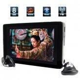8GB MP4 + MP3 media Player with FM Transmitter (3 Inch LCD)[CVID-C24]