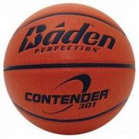 Baden Contender Official Wide Channel Basketball