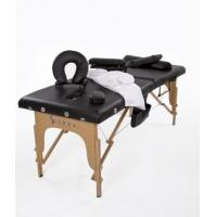 Sierra Comfort SC-901 All-Inclusive Portable Massage Table BlackItem # [RK-IO6F-YA6L]