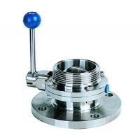Quality Single flange single threaded butterfly valve wholesale
