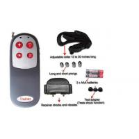 Quality E628B Remote Vibrancy and Shock Dog training collars wholesale