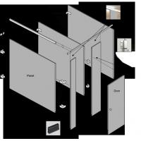 Quality Products - Toilet Partitions - Solid Plastic Partitions wholesale
