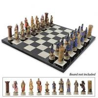 Best Medieval Crusaders Chess Pieces Set[TS-11CHSP] wholesale