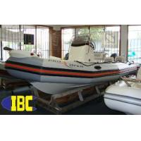Quality Inflatable Rescue Boats I.R.B.s 2014 Zodiac Pro-Open 550 Hypalon/NEO wholesale