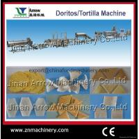 Quality tortilla chips/ doritos processing line wholesale