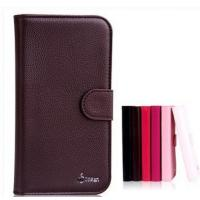 Quality Samsung HOME samsung I9082 leather case (Lichee pattern ) wholesale