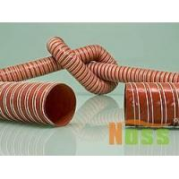 Quality ventilationhose WH00394(280 C,2 layers Silicon-coated) wholesale