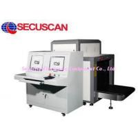 Quality 200kgs 1000 ( W ) * 1000 ( H ) mm Tunnel X Ray Baggage Scanner sales For Anti - Terrorists wholesale