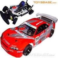 RC Hobby - 1:10 Scale Nitro RC Gas Cars,15 Engine 3850-1