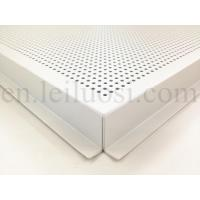 Quality 595*595mm Perforated Aluminum Ceiling Tile wholesale