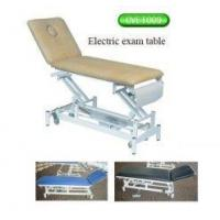 """Best 4"""" castors portable medical electric exam table, hydraulic treatment table wholesale"""
