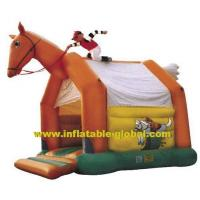 Best LY-BO150 Riding Horse Bounce house wholesale