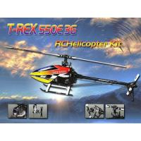 Best ALIGN T-REX 550E RC Helicopter FLYBARLESS 3G KIT ONLY h-trex550E-3G-kit-only wholesale