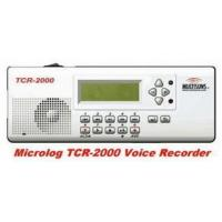 MicroLog TCR-2000 Single Voice Recorder