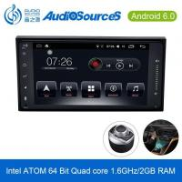 Toyota Android Car DVD