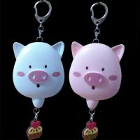 Quality Cute pig personal alarm wholesale