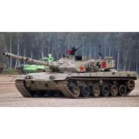 The military aspects of tank armour titanium alloy