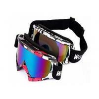 The Colorful Goggle Which Have Oversizefor Unisex Eyewear with Anti Fog/Wind/UV/Dust