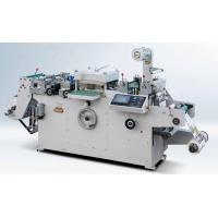 WQM320G LABEL CUTTING MACHINE WITH HOT FOIL STAMPING (1 YEAR WARRANTIED)