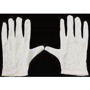 Accessories 12 Pair Cotton Inspection Gloves