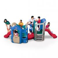 Quality Climbers and Slides 8-in-1 Adjustable Playground wholesale