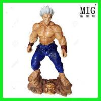 comic character cosplay shin akuma props by fiberglass material as fans collection