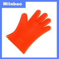 Silicone BBQ Cooking Baking Gloves