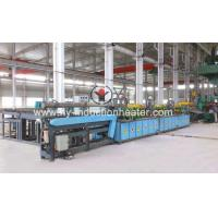 Induction Heat Treating Bar heat treatment furnace