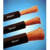 Quality Copper Wire Rubber Insulated black natureal rubber flexible welding cable wholesale