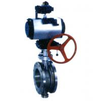Marine Pneumatic Butterfly Valves & Flanged Butterfly Valves