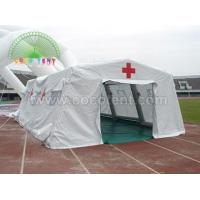 Inflatable Medical & Military Tent Item No.: Portable Emergency Medical Tent-4