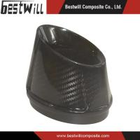 Carbon Fiber Water Fed Pole BWFGX Carnon Fiber Products for Motorcycle Muffler End Cap