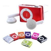 MP3 Player Mini Clip MP3 Player Support TF Card
