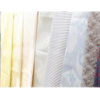 Mattress ticking jacquard woven fabric