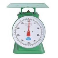 Quality mechanical 50kg flat tray weighing balance scale wholesale