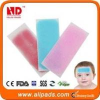 Quality Physically gel cooling patch for baby and adults Fever reducing wholesale
