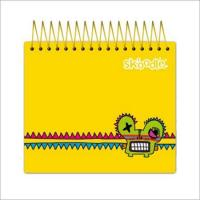 Quality Yellow Jotter Notebook 300 Sheets wholesale