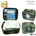 Cute metal first aid box with high quality first aid supplies