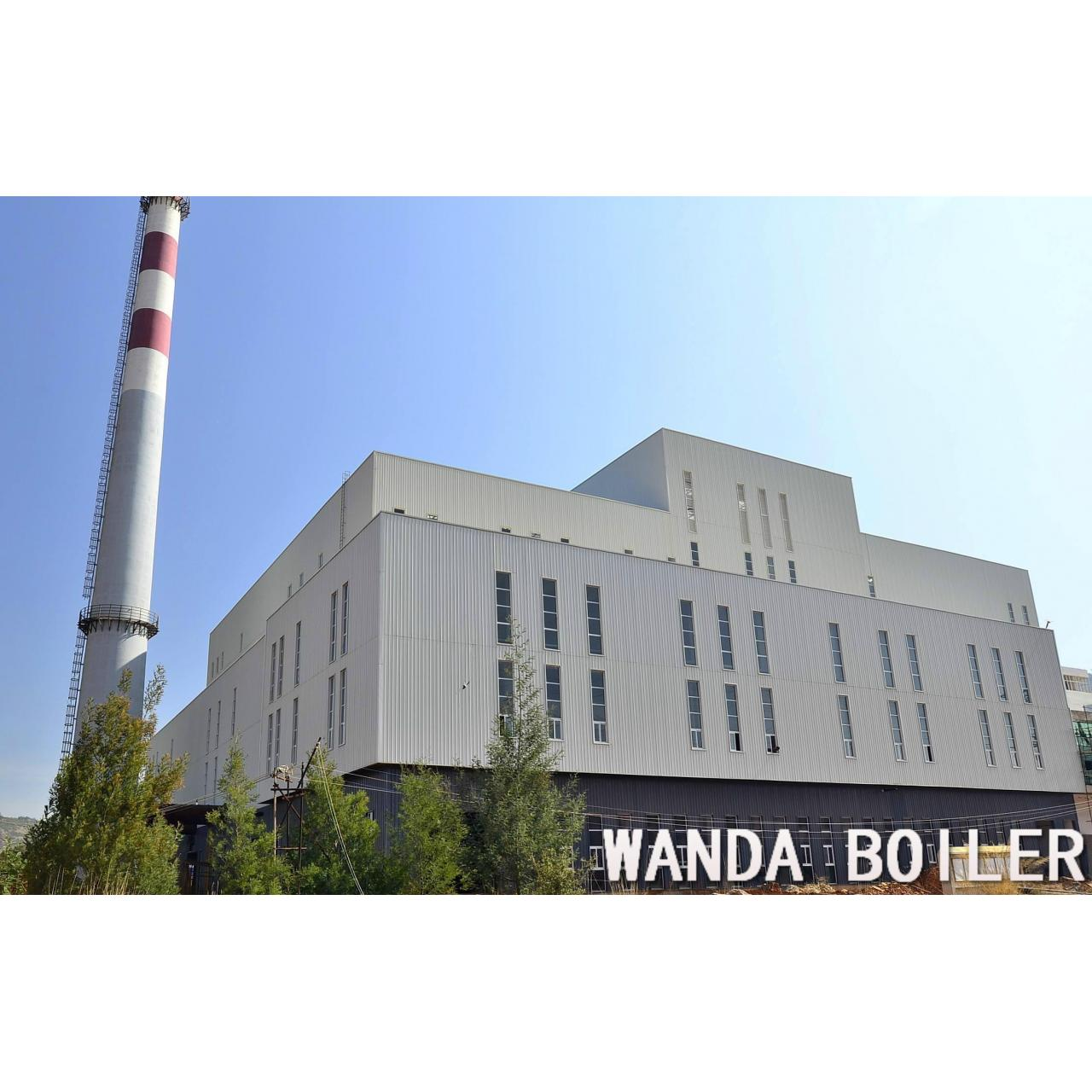 Municipal Solid Waste Incineration Boilers