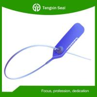 Tamper Evident Cable Ties Seals for Fire Extinguishers Plastic Strap Seal