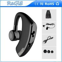 Handsfree Business Bluetooth Headphone Voice Control Noise Cancelling Wireless Headset