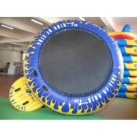Inflatable trampolines Deck Tube
