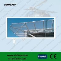 Rooftop Helipads Safety Net