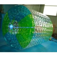 Yellow and green Inflatable Circle/Roller For Water Fun Games