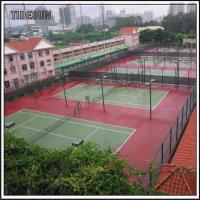 Quality Public Indoor Tennis Courts and Field Club Center Flooring wholesale