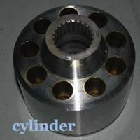 Pneumatic equipment components cylinder